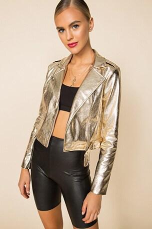 Aurelia Moto Jacket