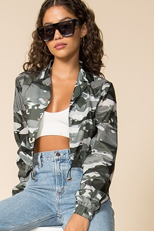 Odessa Cropped Jacket
