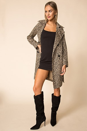 Tala Wrap Coat