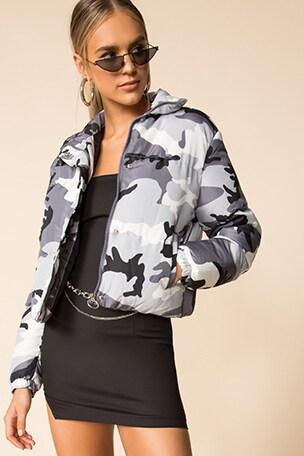 Heidi Puffer Jacket
