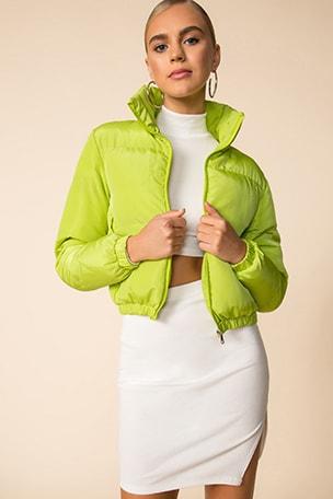 Tasha Puffer Jacket