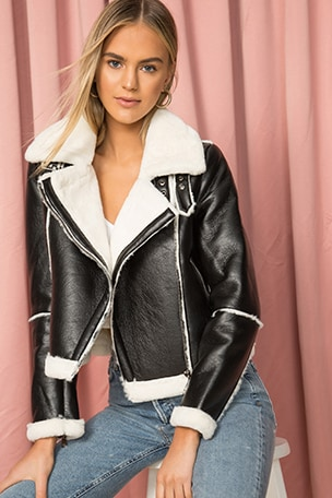 Genna Zip Up Jacket