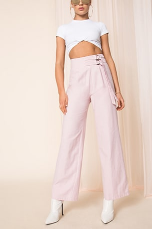 Alba Belted Pant