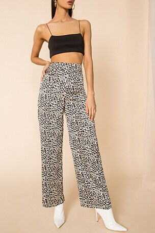 Tracey Wide Leg Pant