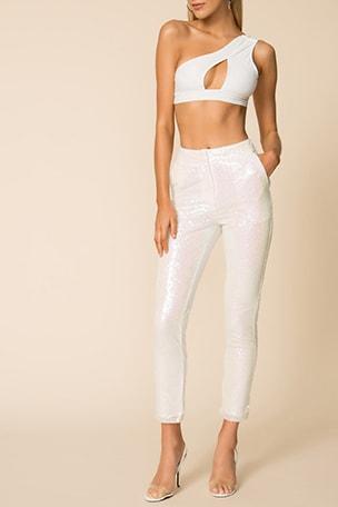 Aviana Flat Front Trouser