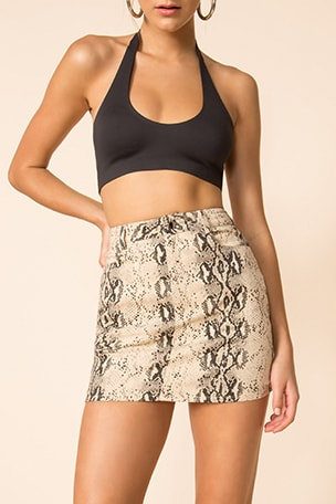 Isabela Mini Skirt