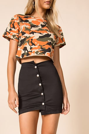 Tova Mini Skirt