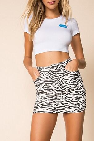 Julissa Mini Skirt