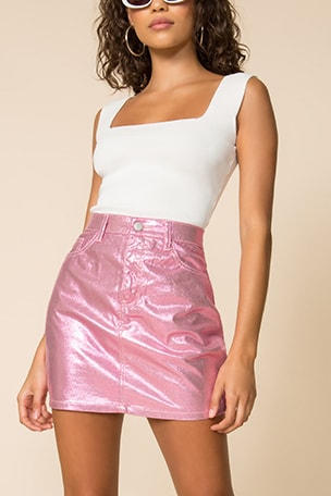 Cindy Mini Skirt