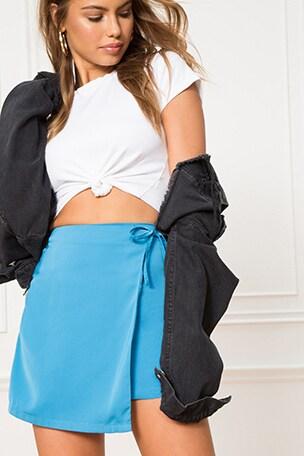 Jasper Wrap Skirt