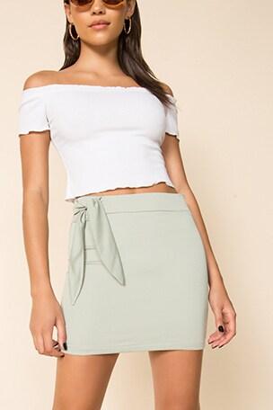 Laina Mini Skirt