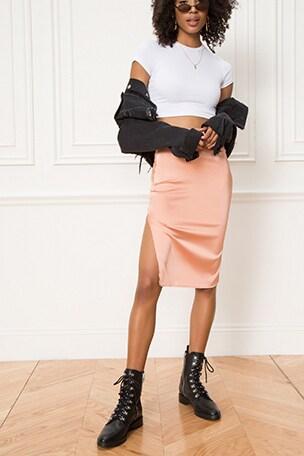 Elise Midi Skirt