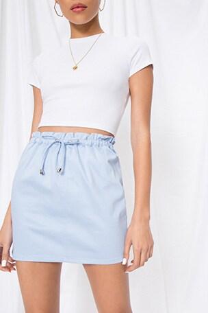 Brinkley Mini Skirt