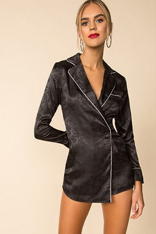 Molly Wrap Romper