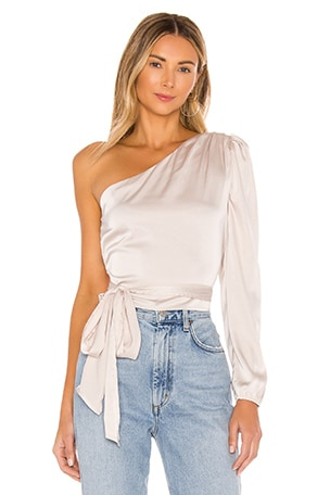 Scottie One Shoulder Top