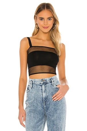 Jaz Crop Top