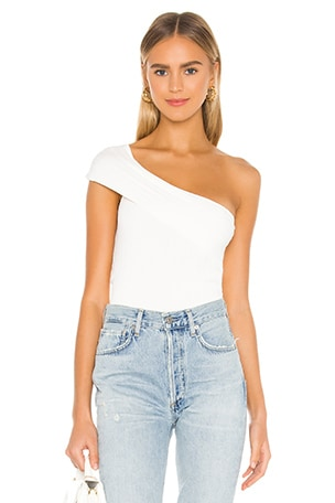 Freda One Shoulder Top