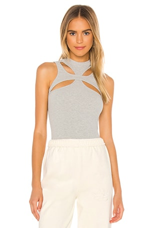 Grayson Cut Out Top
