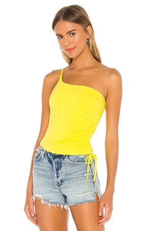 Ashley Ruched Cami Top