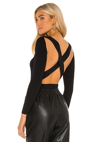 Isabel Backless Bodysuit