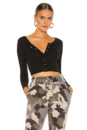 Tess Crop Top