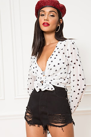Piper Button Up Blouse