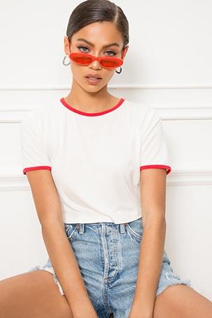 Anita Short Sleeve Top