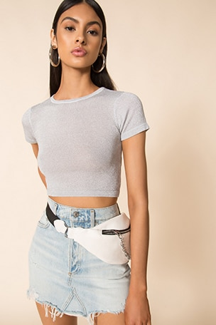 Ronny Crop Top