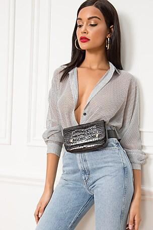 Serena Dolman Sleeve Shirt