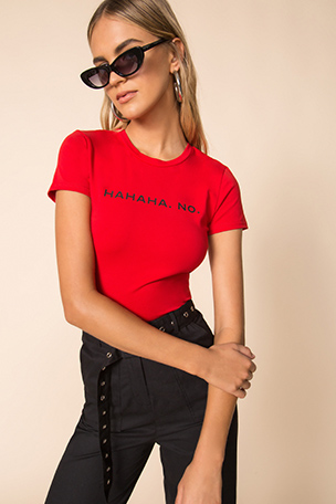 Ally Graphic Tee