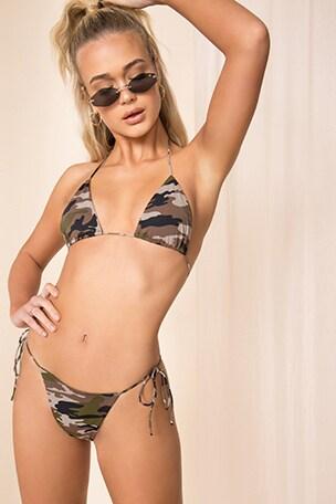 Midge Bikini Top
