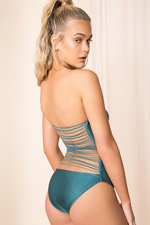 Charlotte Strappy One Piece