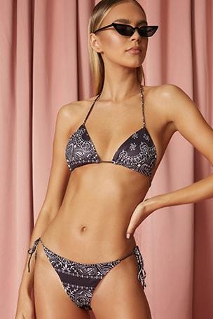 Gwen Bikini Top