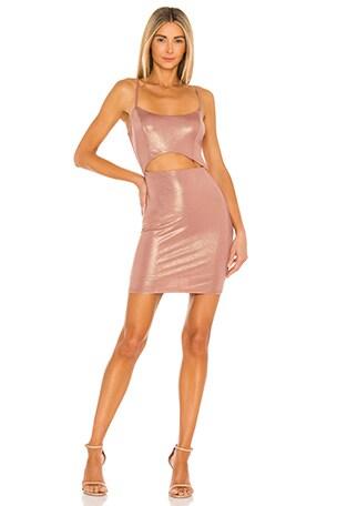 Shimmer Mini Dress
