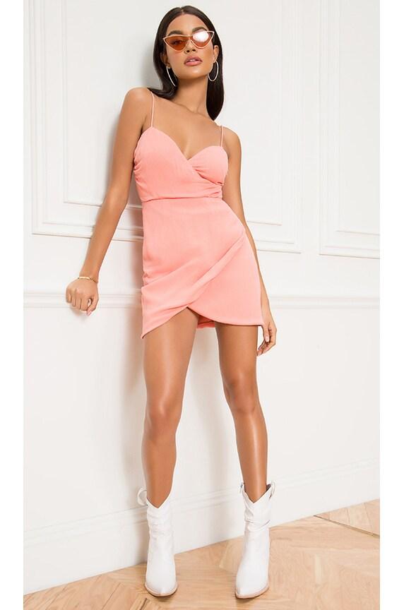 47a00d925e14 Superdown Maribelle Wrap Dress | superdown