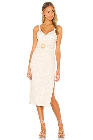 Paulina Midi Dress
