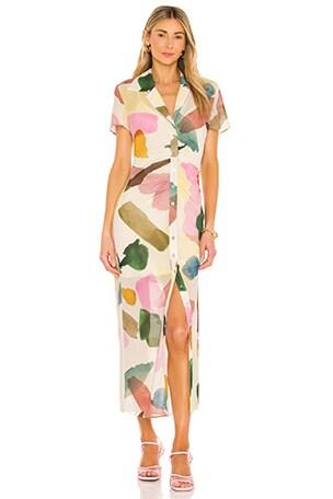 Holland Midi Dress