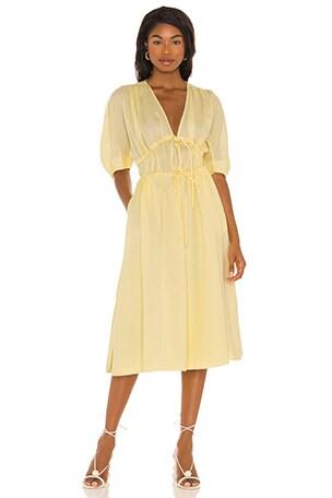 Sonnet Midi Dress