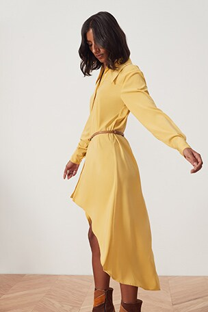 Merrick Midi Dress