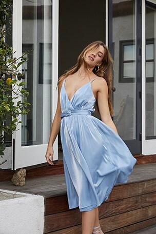 Cyrus Midi Dress