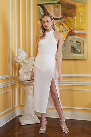 Brix Midi Dress