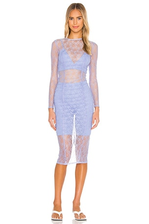 Livvy Midi Dress