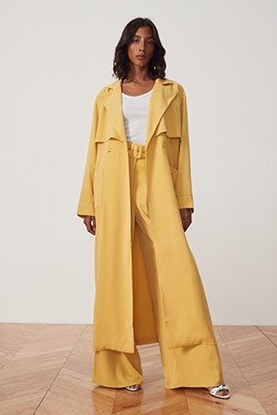 Hugo Trench Coat