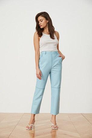 Bruni Leather Pants