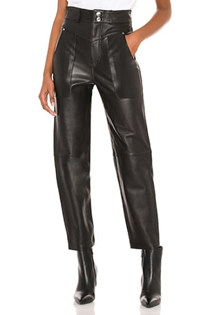 Seana Leather Pant