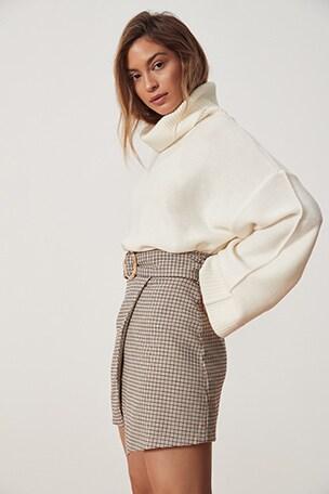Milicent Mini Skirt
