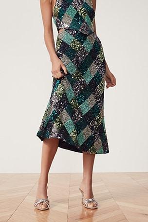 Flint Midi Skirt