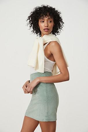 Joelle Mini Skirt