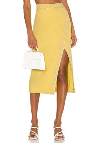 Bertha Midi Skirt