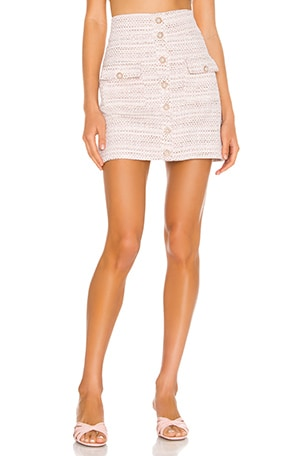 Lyric Mini Skirt